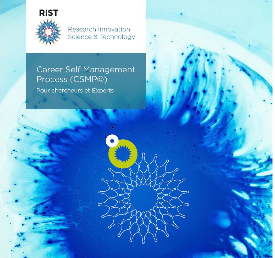 CSMP 2018 : Career Self Management Process pour chercheurs et experts
