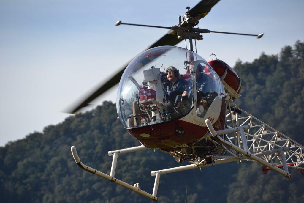 Un directeur de la recherche et de l'innovation qui fait l'hélicoptère. La nouvelle chronique du TAO parue dans Alliancy Le Mag