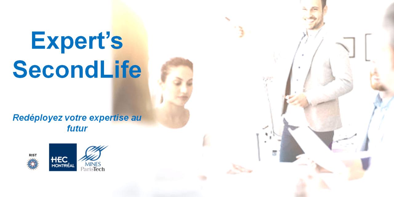 Expert's Second Life